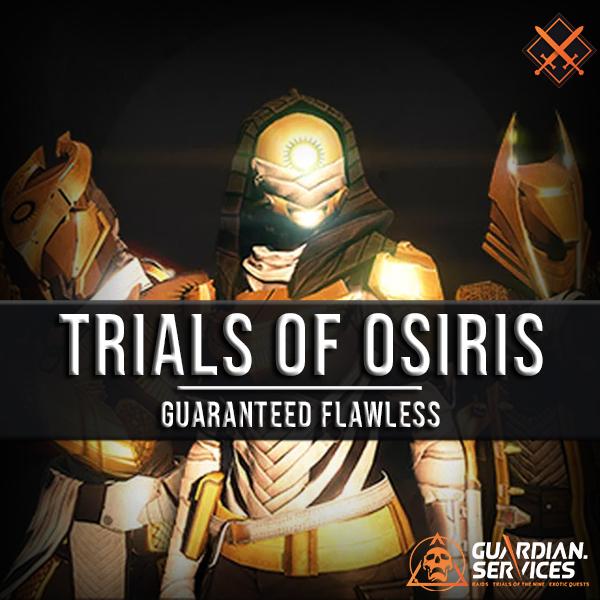 Trials of Osiris – Flawless