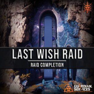 Destiny 2 Last Wish Raid Completion