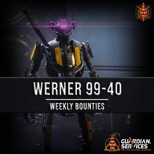 Werner 99-40 PI