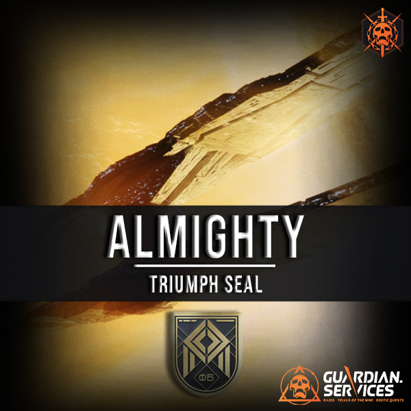 Almighty Triumph Seal