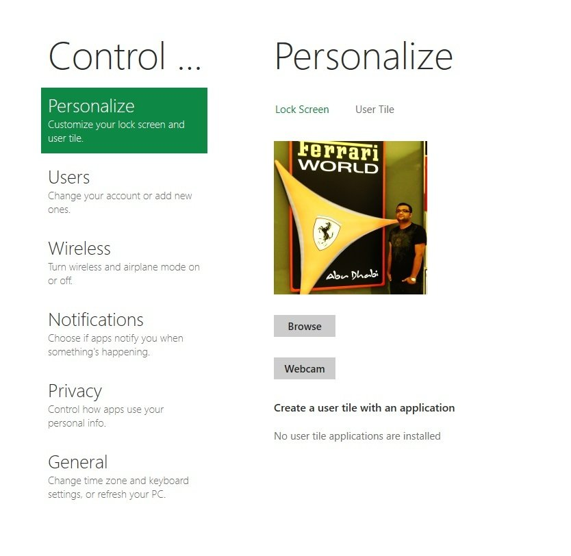 Windows 8 developer preview reviewed in pictures. [Part 1]