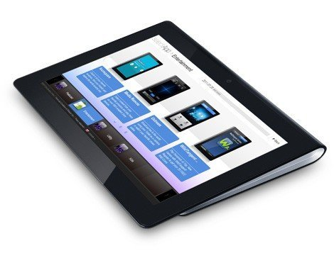 Sony Android Tablet S - Video and detail Review