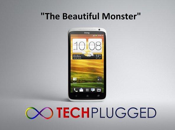 HTC one X the beautiful monster with loaded features [Review]