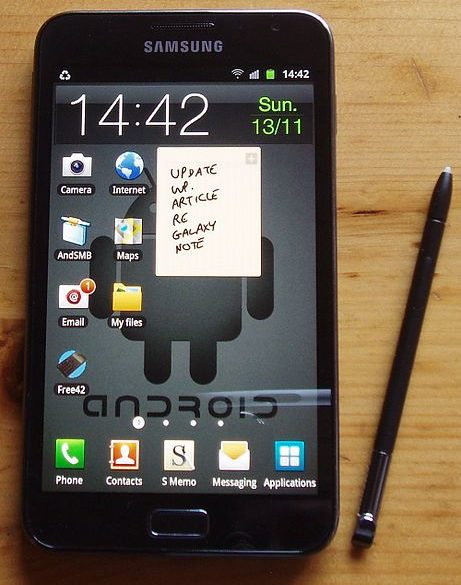 The Styluses are Obsolete, but still Samsung Sold 5 Million Galaxy Note Units