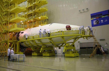 Yahsat's second Satellite Loaded on Launch Vehicle