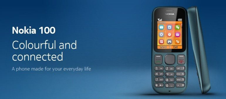Giveaway: Nokia 100 phone #giveaway #contest