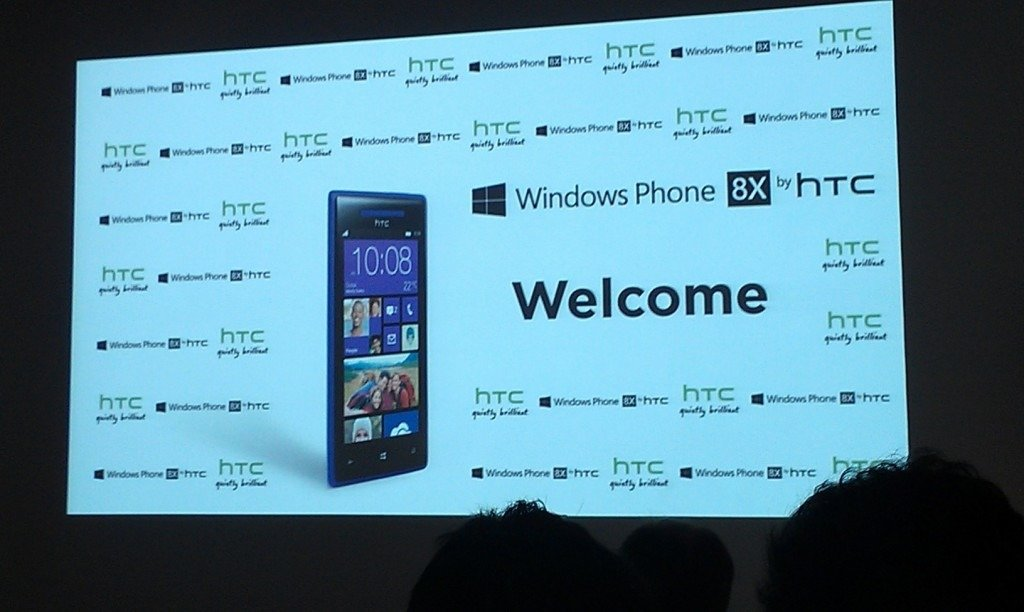 HTC 8X Launch & the first impressions [Dubai, UAE]