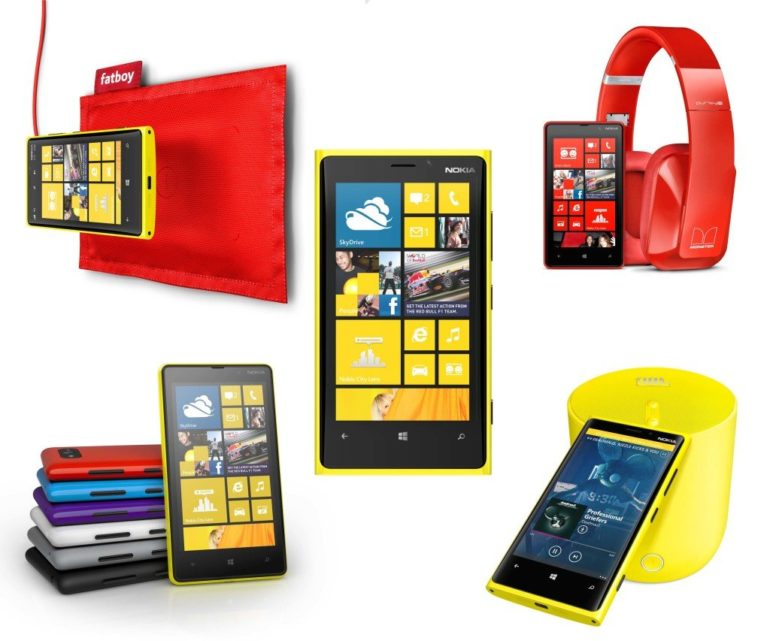 Nokia Debuts the Lumia Range Windows Phone 8 in the Middle East Region [Press Release]