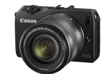 Canon unveils the small and simple EOS M hybrid cameras.