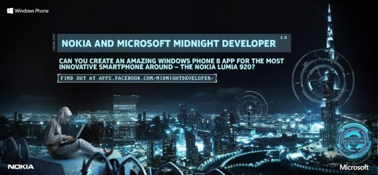 Nokia and Microsoft Join Forces to Empower Local Talent with The Midnight Developer Challenge