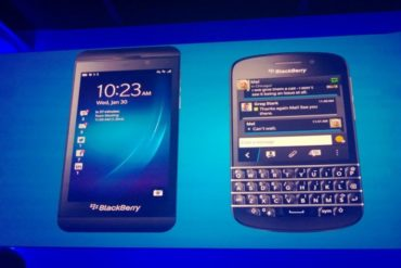 BlackBerry 10 Platform Launches on Two New Smartphones