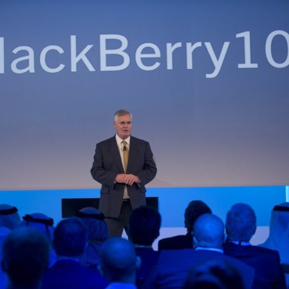 blackberry 10 launch dubai