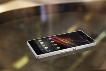 Sony Mobile Launches New Flagship Android Smartphone - Xperia Z