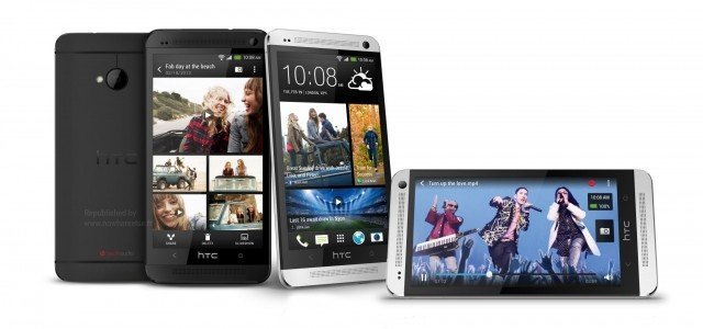 HTC Live Blogging event : HTC One Launch