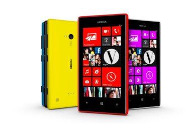 Nokia Lumia 720 og Nokia Lumia 520 lanceret på #GitexShopper