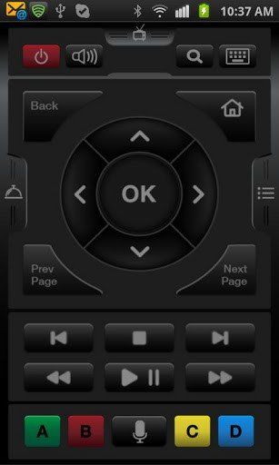 Wd tv app