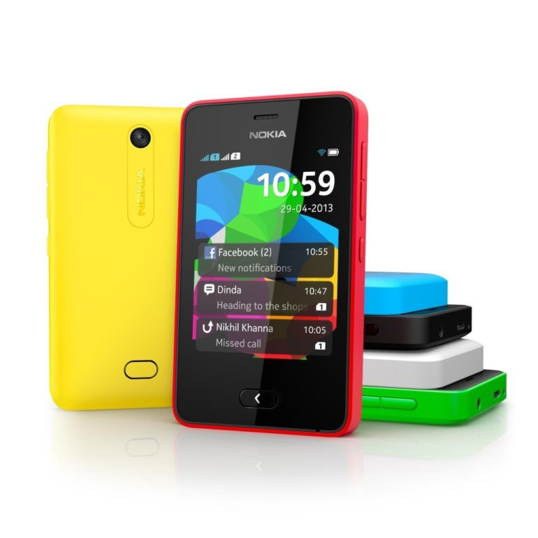 Nokia introduces the Nokia Asha 501
