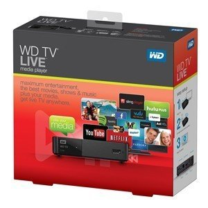 Western Digital TV live [Review]