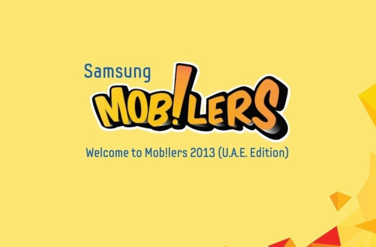 We are Samsung Mob!lers .
