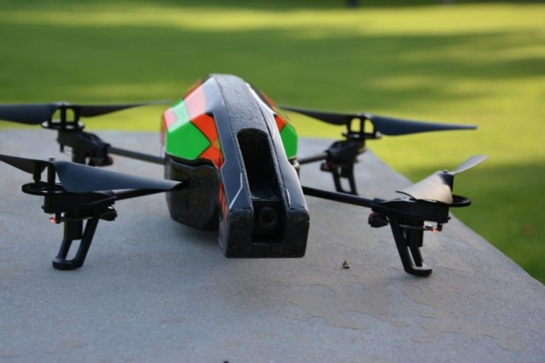 Parrot AR Drone 2.0: I Can Fly.