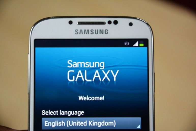 Samsung Galaxy S4 Unboxing [ Image Gallery ]