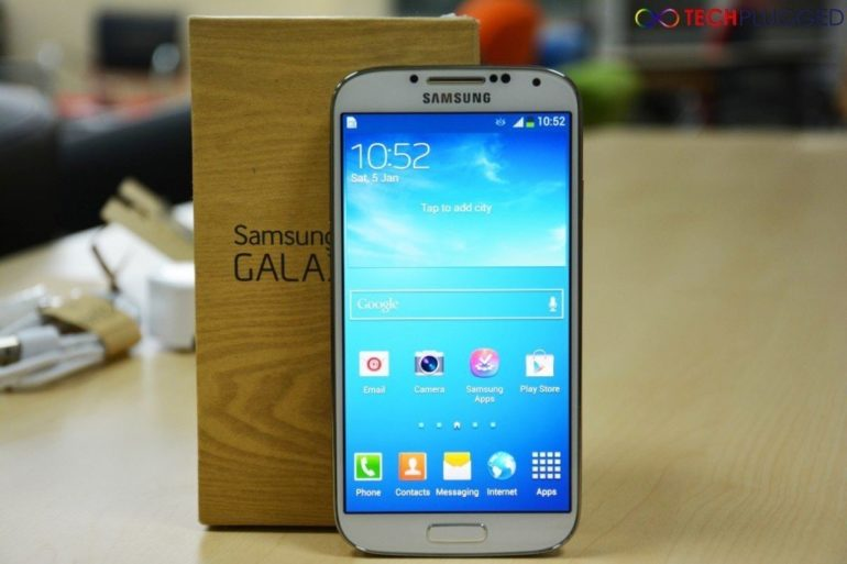 Exciting features of Samsung Galaxy S4