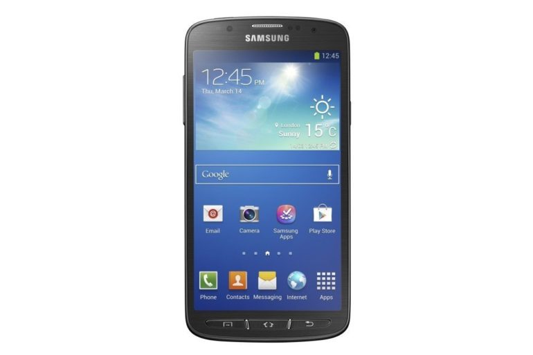 Samsung Introduces the GALAXY S4 Active:The Adventurer's Ultimate Companion