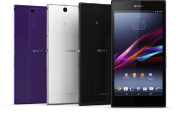 The New Sony Xperia™ Z Ultra Now Available in UAE FOR 2999 AED.