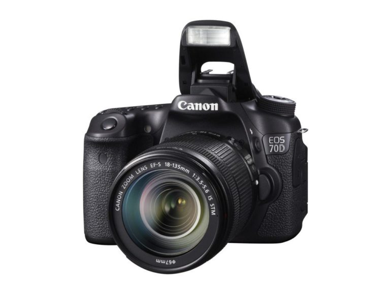 Canon EOS 70D Launched in UAE.