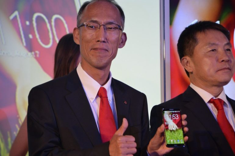 LG Launches G2 in Middle East.