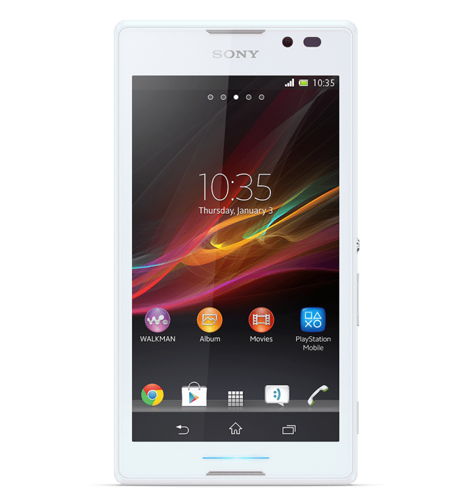 Sony launches dual SIM Xperia C in Middle East and Africa