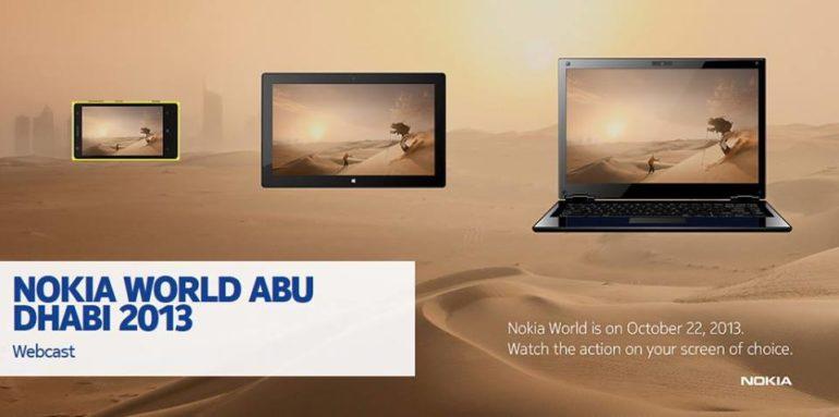 Nokia World 2013 Live Webcast.