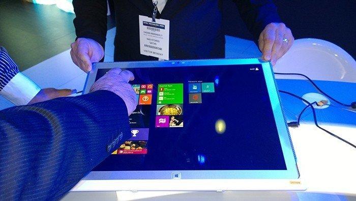 Panasonic 4k tablets