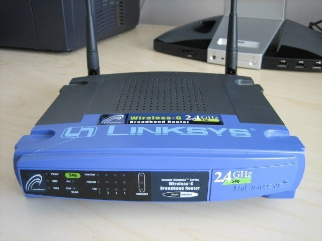 Linksys WRT54G enters 11th year of sales.