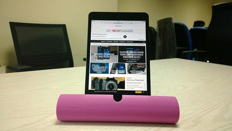 Carbon Audio Zooka Wireless Bluetooth Speaker. (4)