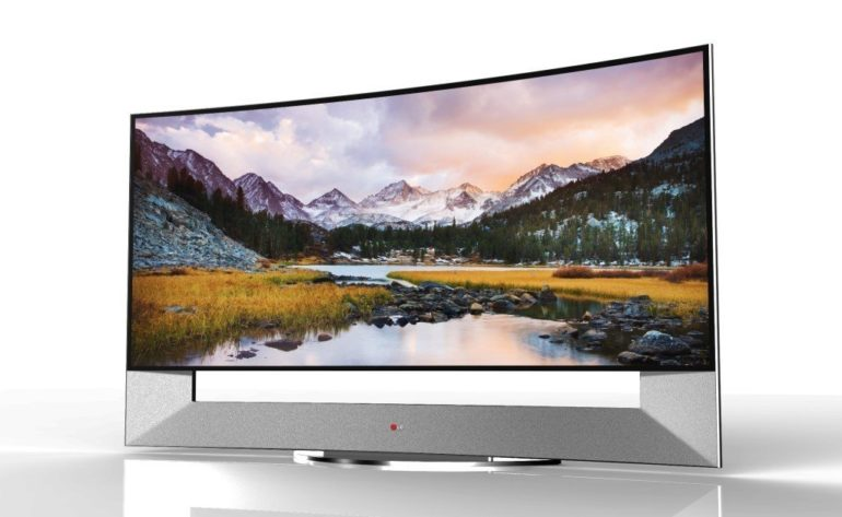 LG TO UNVEIL WORLD'S FIRST 105-INCH CURVED ULTRA HD TV AT CES 2014