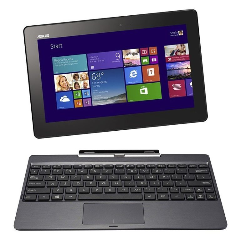 ASUS Announces Transformer Book T100 with Detachable Tablet Display