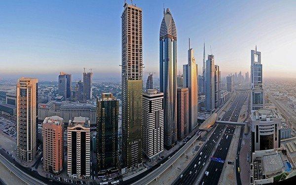 downtown dubai smart city
