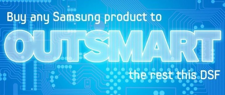 Samsung DSF 2014 offers.