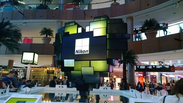 Nikon Launches D5300 with in built WiFi and GPS .