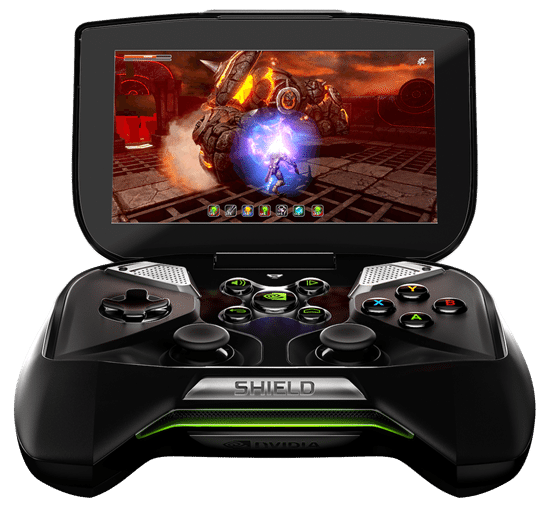 Nvidia shield – the best hardware in Android Gaming .