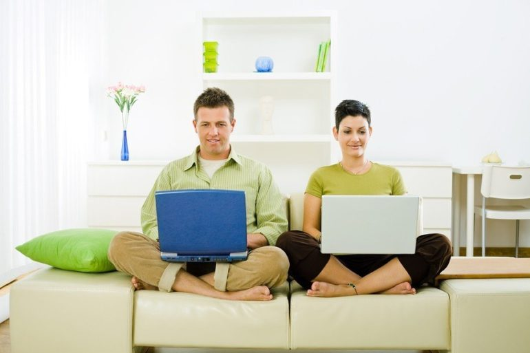 42% of mobile workers in UAE say they work most efficiently from home as compared to an office.