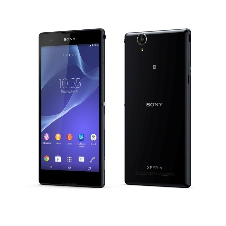 Sony launches Xperia T2 Ultra ,E1 and Xperia Z1 compact in UAE.