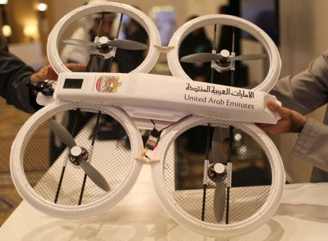 Its not just Amazon, UAE Govt plans to use drones to deliver official documents and packages to its citizens. #GovSummit