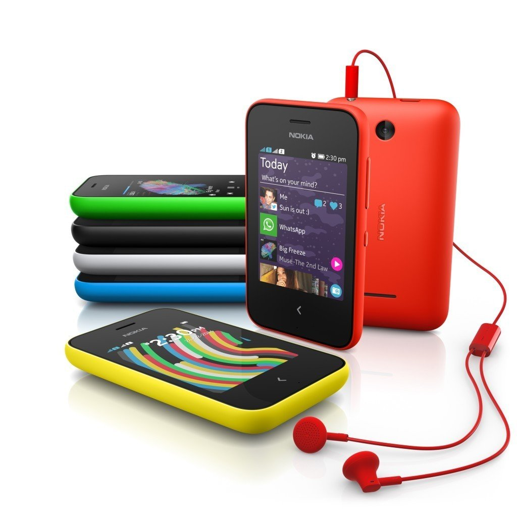 Nokia Asha 230 Dual SIM Group