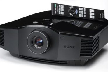 Sony Projector VPL-HW55ES Review.