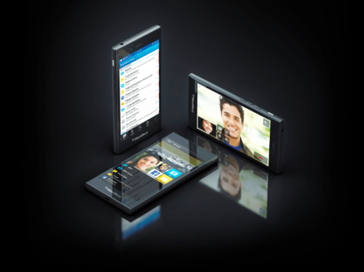 BlackBerry Partnership with Foxconn Introduces Z3 smartphone. #MWC2014