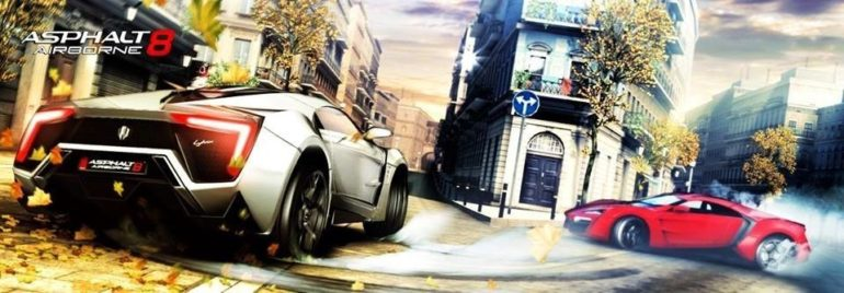 Gameloft and W Motors bring the prestigious Lykan HyperSport to Asphalt 8: Airborne