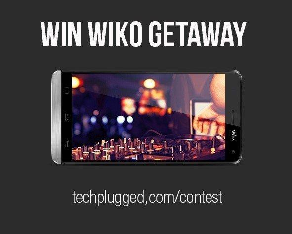 Wiko Getaway Smartphone Contest.