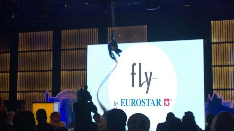 Eurostar Group introduces Fly by Eurostar cellphones in UAE.
